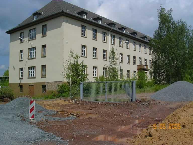 Fliegerhorst Kaserne Germany